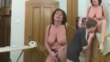 Mother and son masturbating this makes him oral sex and anal